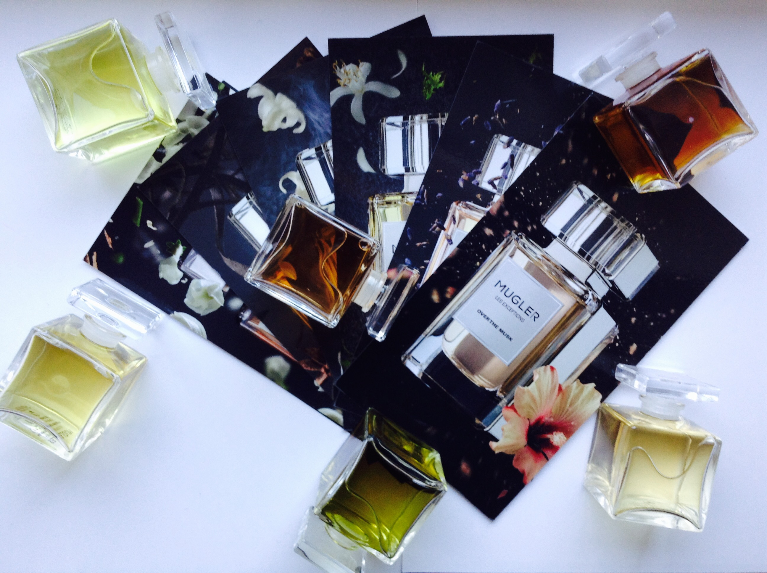 Mugler's Les Exceptions Fragrance Collection