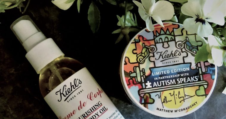 My 2 Current Favs from Kiehl's!