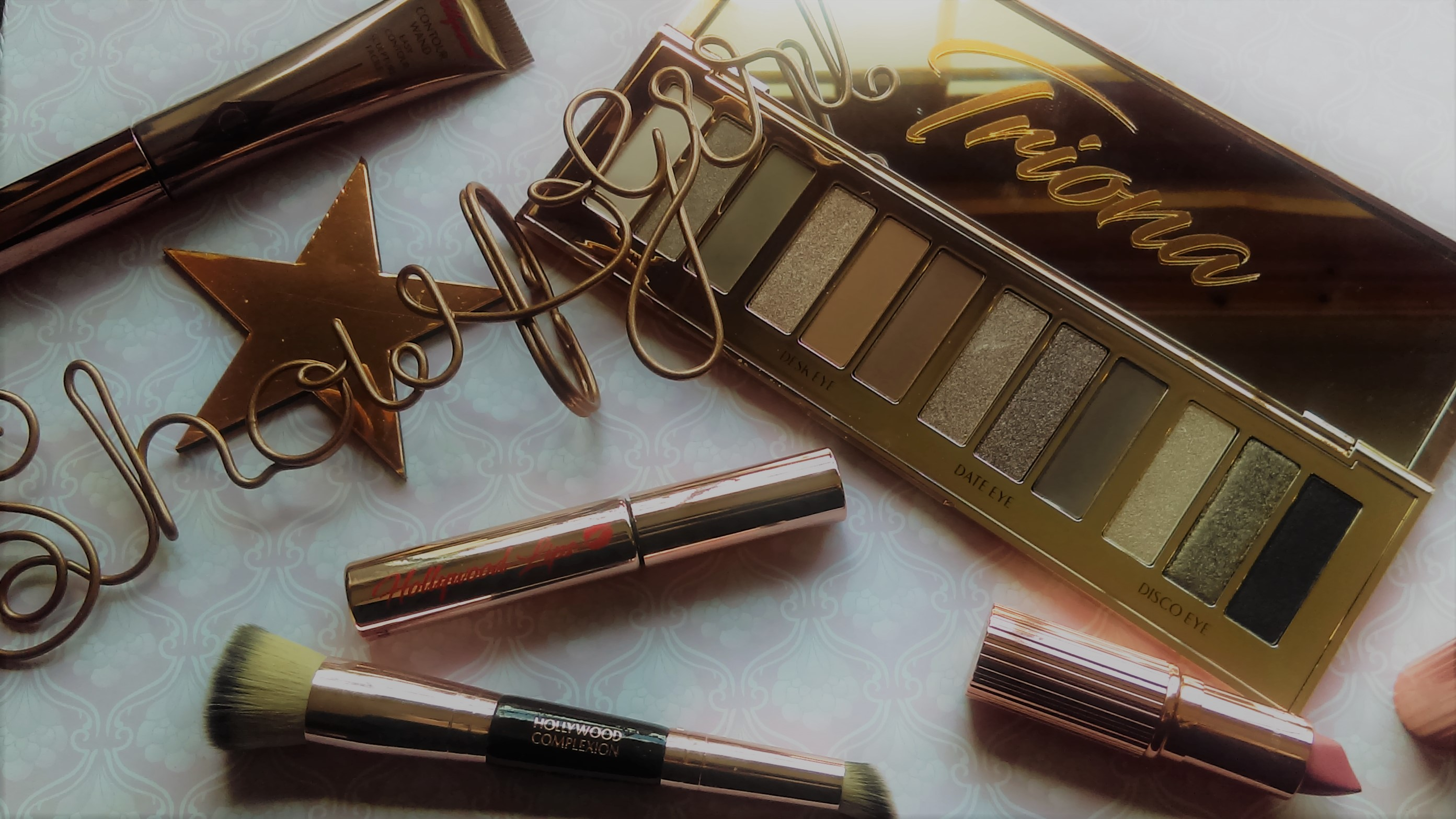 Charlotte Tilbury: The Hollywood Collection