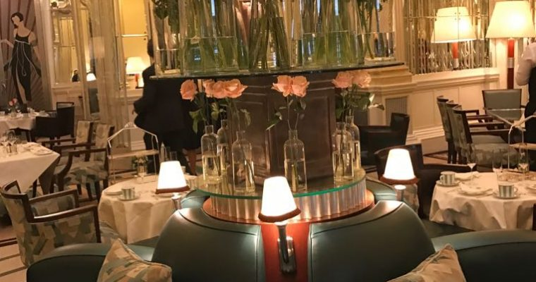 My Stay at the Incomparable Claridge's