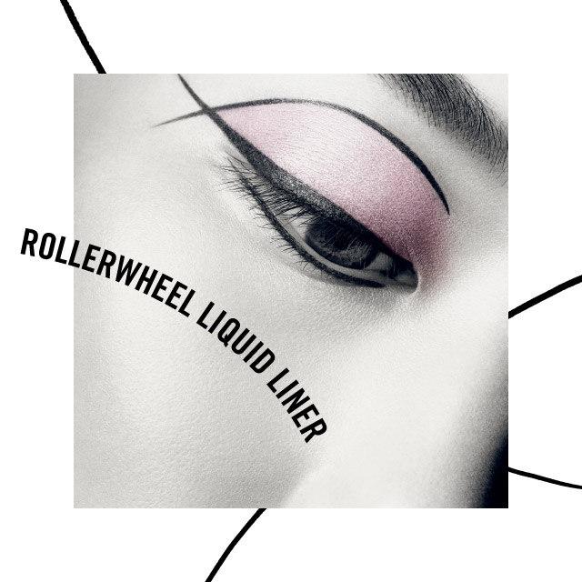 Introducing M.A.C's Rollerwheel Liquid Liner