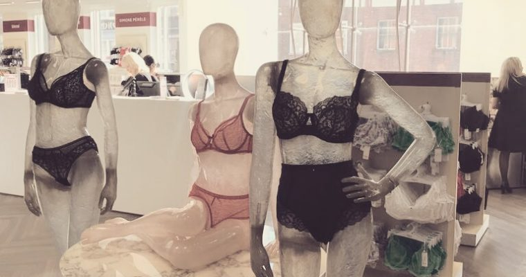 The Fabulous New Lingerie Space at Arnotts