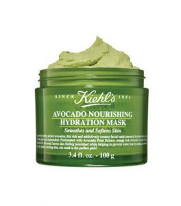 image of Avocado Nourishing Hydration Mask